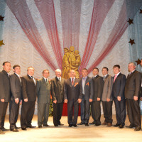 Народный мужской вокальный ансамбль«Yҫәргән егеттәре»