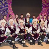 Народный танцевальный ансамбль «Оло Эйек»