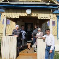 24 августа в актовом зале Зианчуринского историко-краеведческого музея был организован «круглый стол» с ветеранами труда райПО