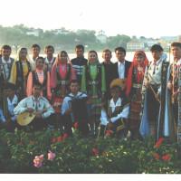 Народный фольклорно-эстрадный ансамбль «Сэсэн»