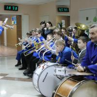 Народный духовой оркестр «Золотая труба»