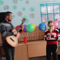 21 ноября, в районной библиотеке состоялся литературно-музыкальный вечер, посвященный Дню матери