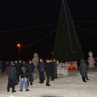 10 декабря 2019 года, в парке Дружба с.Исянгулово впервые состоялось открытие главной елки района.