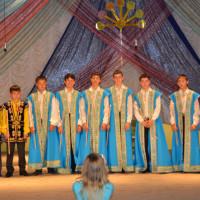 Образцовый ансамбль кураистов «Ете таж»
