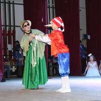 13 декабря в РДК состоялся театрализованный концерт «Приключения Буратино»