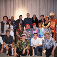 Народный театр «Усэргэн»