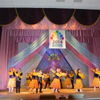 Образцовый танцевальный ансамбль «Коралай»