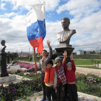 18 августа в Парке «Дружба» с. Исянгулово состоялось мероприятие, посвященное ко Дню Российского флага